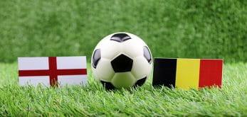 Belgium v england