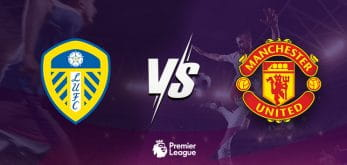 Leeds United v Manchester United