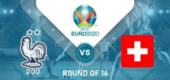 France v Switzerland Euro 2020