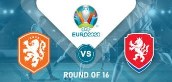 Netherlands v Czech Republic Euro 2020