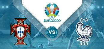 Portugal v France Euro 2020