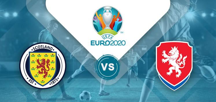 Scotland v Czech Republic Euro 2020