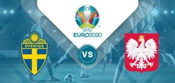 Sweden v Poland Euro 2020
