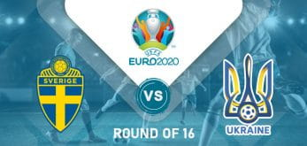 Sweden v Ukraine Euro 2020