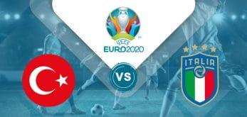 Turkey v Italy Euro 2020