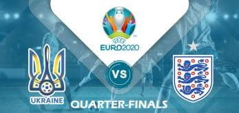 Ukraine v England Euro 2020