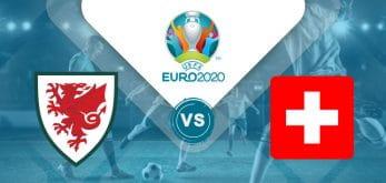 Wales v Switzerland euro 2020