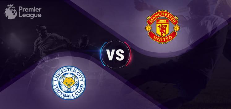 Leicester City v Manchester United